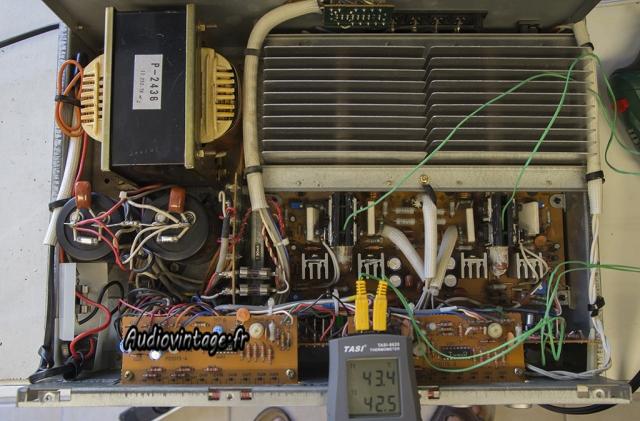 Luxman M-120A II