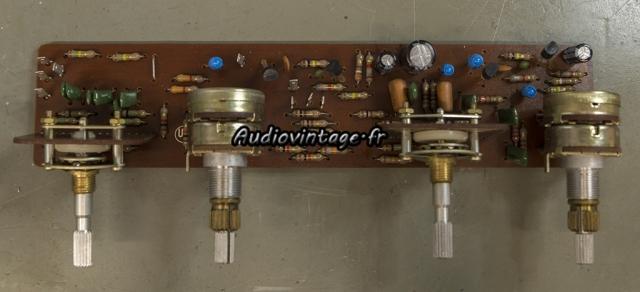 Luxman SQ507X : circuit de tonalité à revoir.