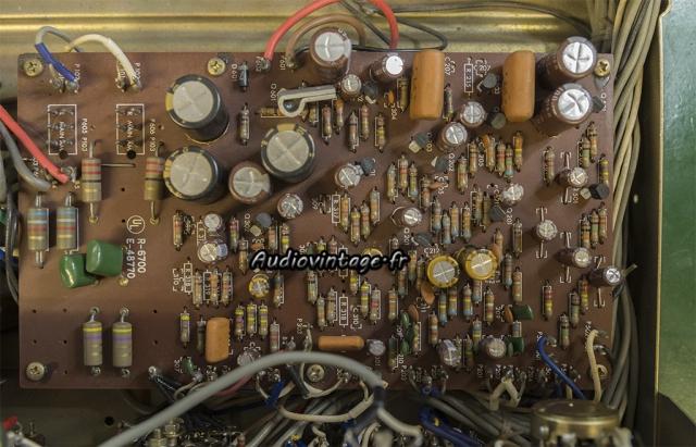 Luxman SQ507X : circuit prinicpal révisé.
