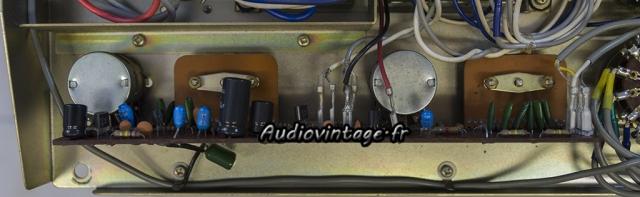 Luxman SQ507X : circuit de tonalité à réviser.