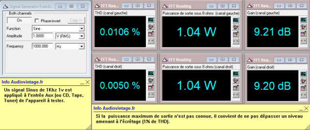 Marantz 1122DC : distorsion-a-2x1w-sous-8-ohms-entree-aux-tone-defeat