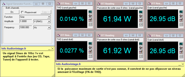 Marantz 1122DC : distorsion-a-2x61w-sous-8-ohms-entree-aux-tone-defeat