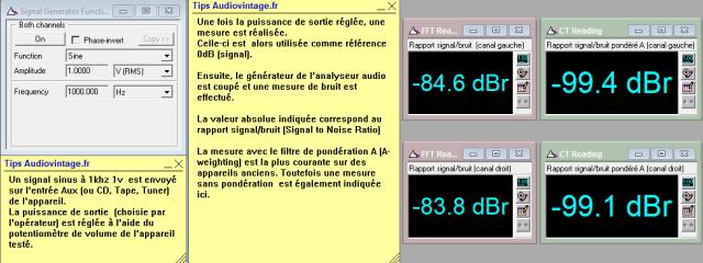 Marantz 1122DC : rapport-signal-bruit-a-2x61w-sous-8-ohms-entree-aux-tone-defeat