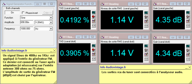 Marantz 2238BL : distorsion-en-FM-mono-98mhz-70dBµv-avant-reglage