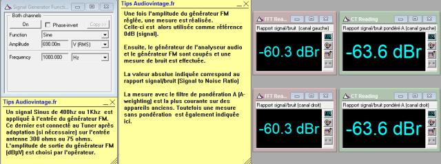 Marantz 2238BL : rapport-signal-bruit-en-FM-stereo-98Mhz-80dBµV