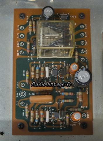 Marantz 3200 : circuit de protection à revoir.