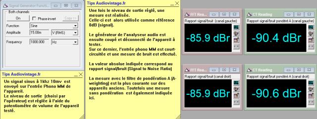 Marantz 3200 : rapport-signal-bruit-a-10v-en-sortie-entree-phono-tone-defeat