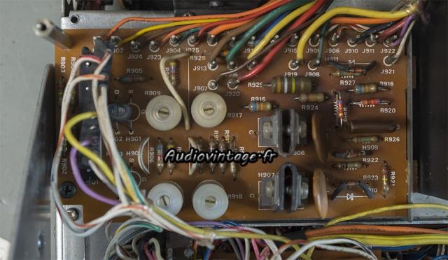 Marantz 4400 : circuit oscillo révisé.