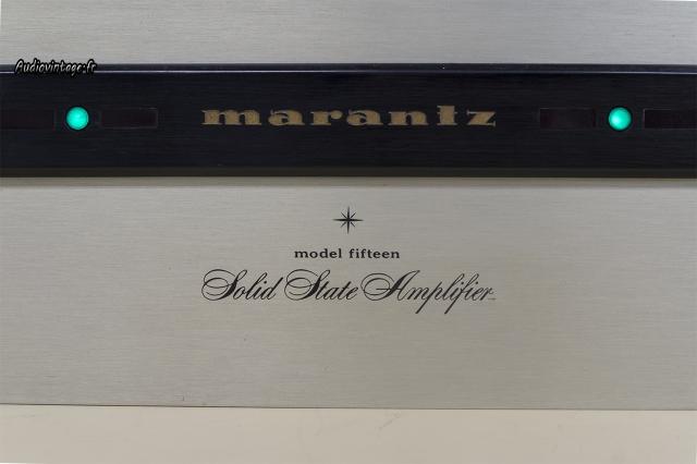 Marantz Model 15