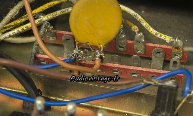 Marantz 3800 :  vérification du bon fonctionnement du disjoncteur de la maison :)