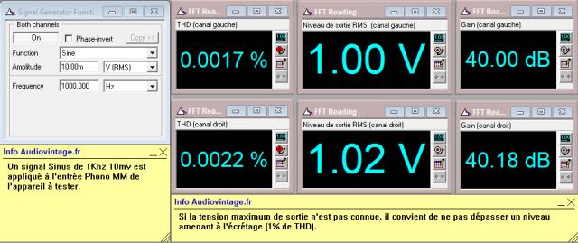 Marantz 7T : distorsion-a-1v-en-sortie-entree-phono