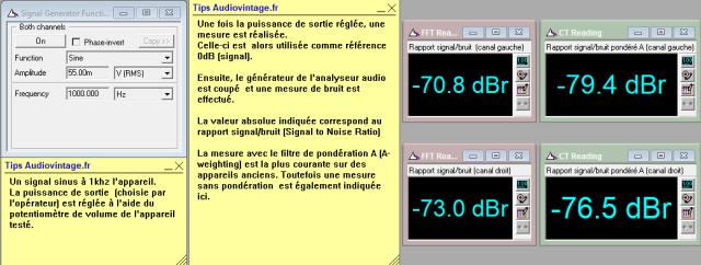 McIntosh MC2205 : rapport-signal-bruit-a-2x1w-sous-8-ohms