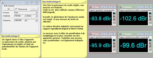 McIntosh MC2205 : rapport-signal-bruit-a-2x200w-sous-8-ohms