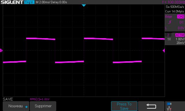 Metaxas Charisma : signal-carre-a-100hz
