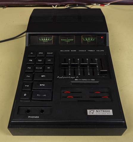 Nytech CTA252-XD II