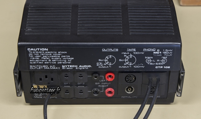 Nytech CTP-102