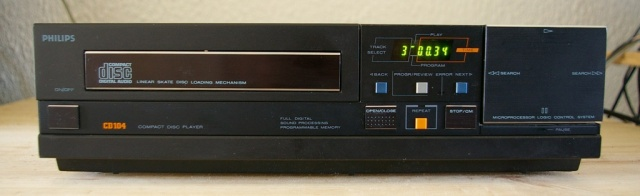 Philips CD104