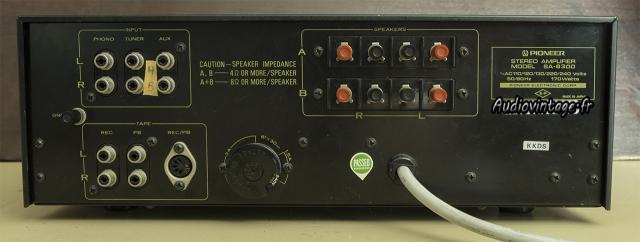 Pioneer SA-6300