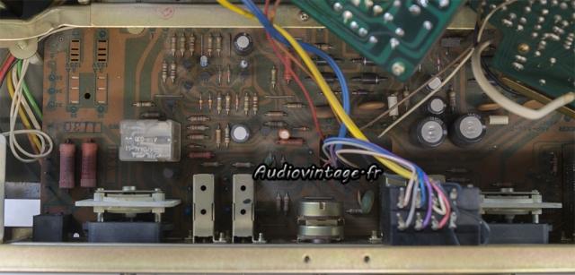 Pioneer SA-8500 II : circuit principal à revoir.