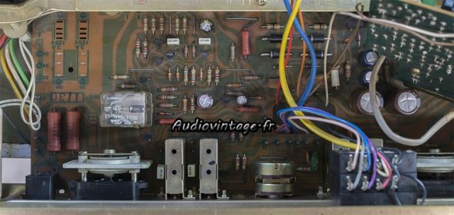 Pioneer SA-8500 II : circuit principal revu.