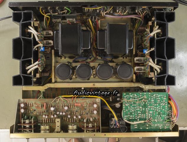 Pioneer SA-8500 II : terminé.