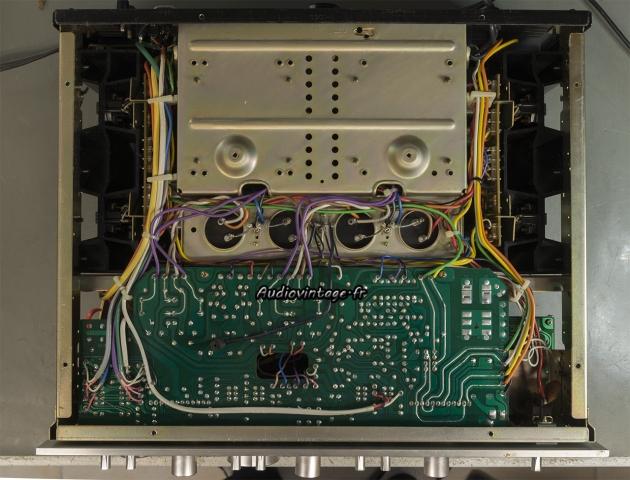 Pioneer SA-8500 II : à son arrivée.
