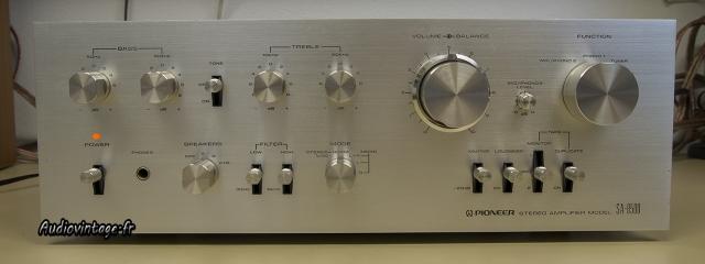 Pioneer SA-8500