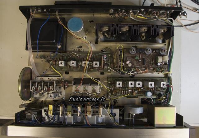 Pioneer SX-1500TD