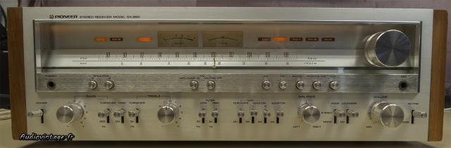 Pioneer SX-850
