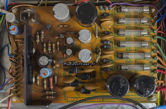 Pioneer SX-9930 : alimentation à revoir.
