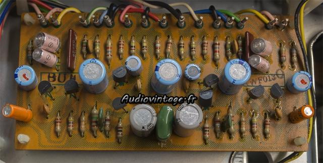 Pioneer SX-9930 : étage phono à revoir.