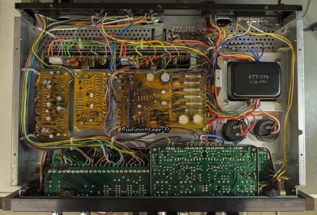 Pioneer SX-9930 : terminé.