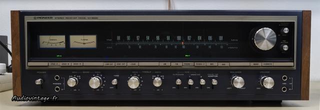 Pioneer SX-9930 : beau !