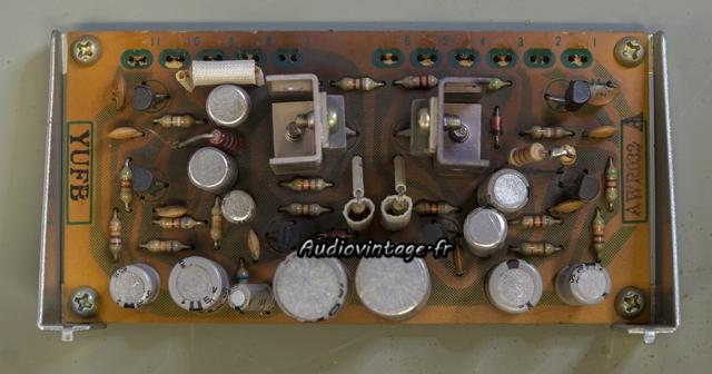 Pioneer SA-9100 : circuit alimentation à revoir.
