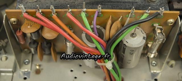 Pioneer SA-9100 : circuit redressement à revoir.