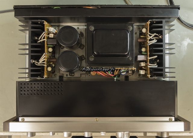 Pioneer SA-9100 : terminé.