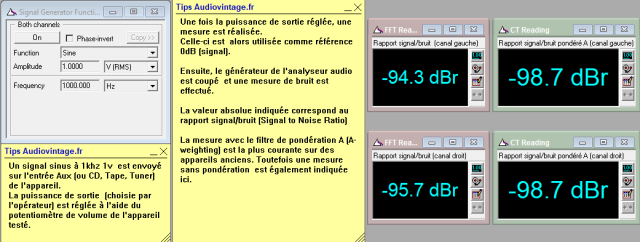 Pioneer SA-9100 : rapport-signal-bruit-a-2x65w-sous-8-ohms-entree-aux-tone-defeat