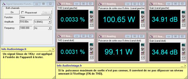 Quad 405-2 : distorsion-a-2x100w-sous-8-ohms