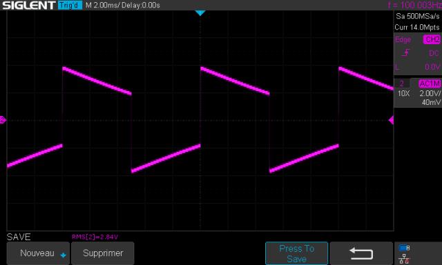 Quad 405-2 : signal-carre-a-100hz