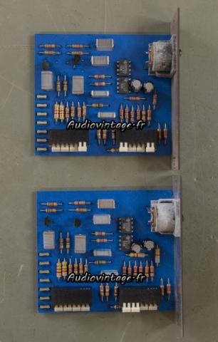 Quad 44 : circuits à revoir.