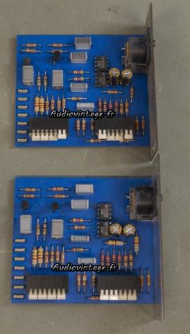 Quad 44 : circuits révisés.