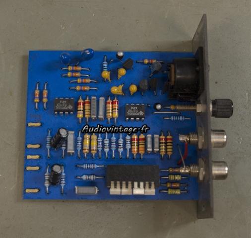 Quad 44 : circuit à revoir.