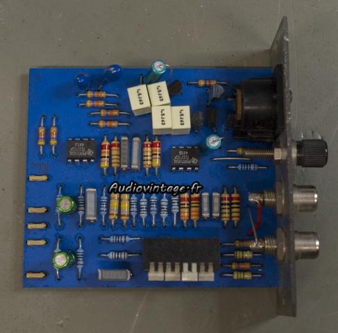 Quad 44 : circuit révisé.