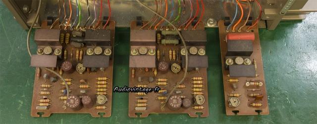 Quad 303 : circuits à réviser.