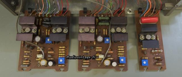 Quad 303 :  circuits révisés.