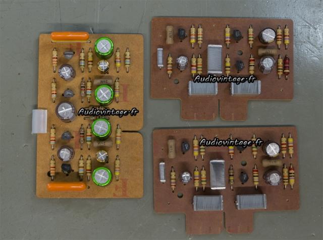 Quad 33 : circuits à revoir.