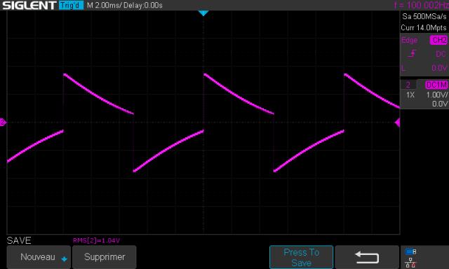 Quad 33 : signal-carre-a-100hz