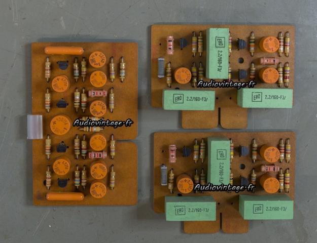 Quad 33 : circuit à réviser.