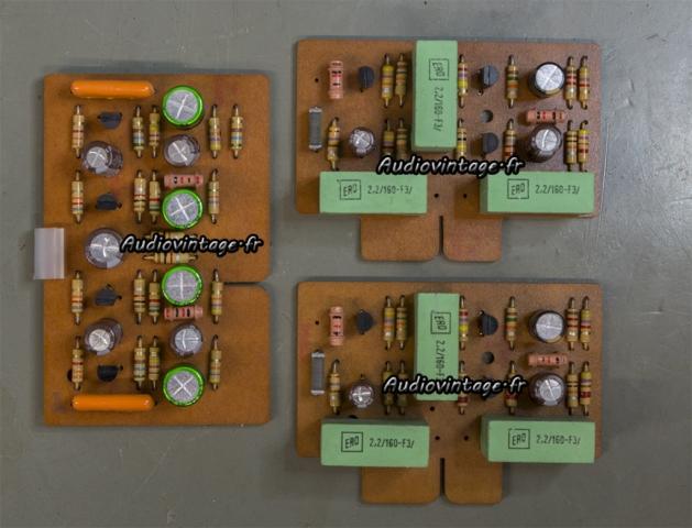 Quad 33 : circuits révisés.