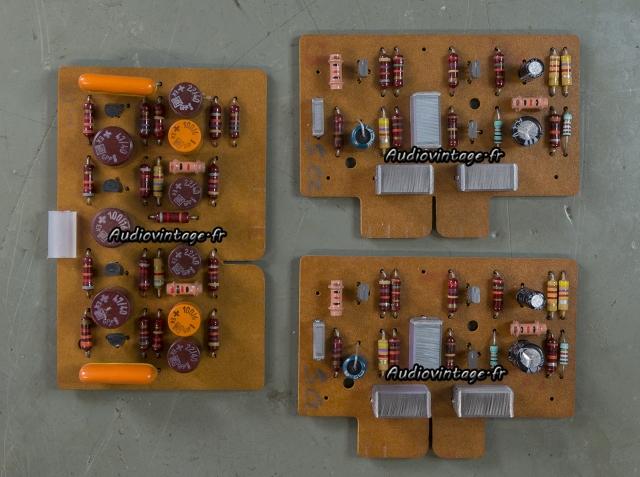 Quad 33 : circuits retirés.